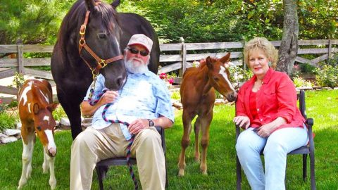 Charlie Daniels Expresses His Undying Love For His Wife After 51 Years Together | Country Music Videos