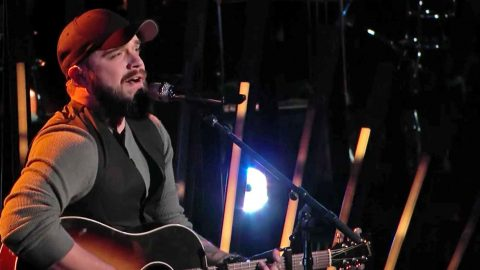 'Voice' Contestant Gives Countrified Makeover To Folk Classic 'Danny's Song' | Country Music Videos
