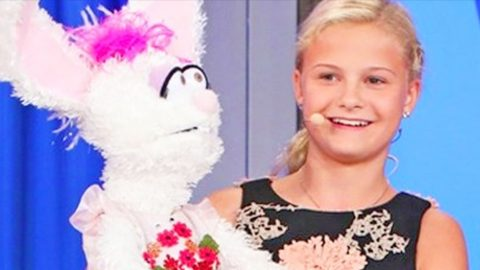 Darci Lynne And Puppet Petunia Sing Flawless Italian Opera Song That'll Leave You Speechless | Country Music Videos