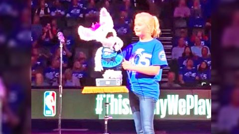 Darci Lynne Treats Sports Fans To Delightful Puppet Performance & Two Magical Songs | Country Music Videos
