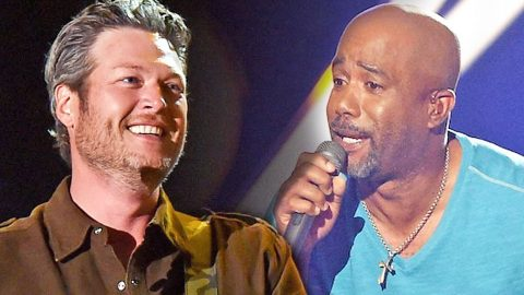 Darius Rucker & Other Stars Honor Blake Shelton With Medley Of His Biggest Hits   Country Music Videos