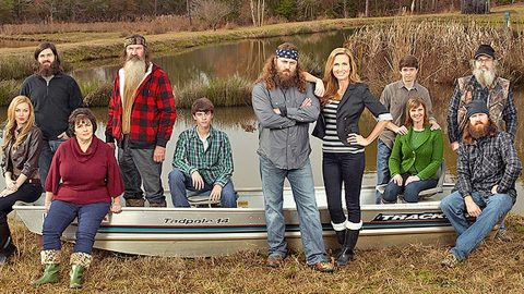Duck Dynasty's New Season Gets Premiere Date | Country Music Videos