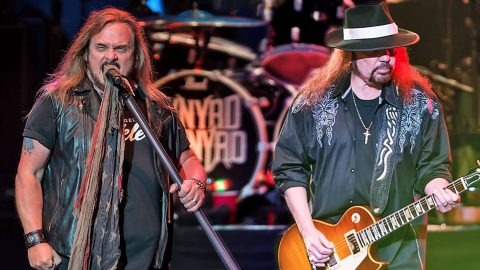 Take A Listen To Lynyrd Skynyrd's Audio For Rough And Tough Song 'Dead Man Walkin"