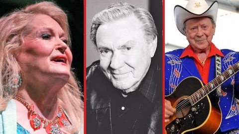 Country Legends We Lost In 2015   Country Music Videos