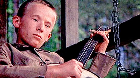 Relive The Iconic Dueling Banjo Scene From 'Deliverance' | Country Music Videos