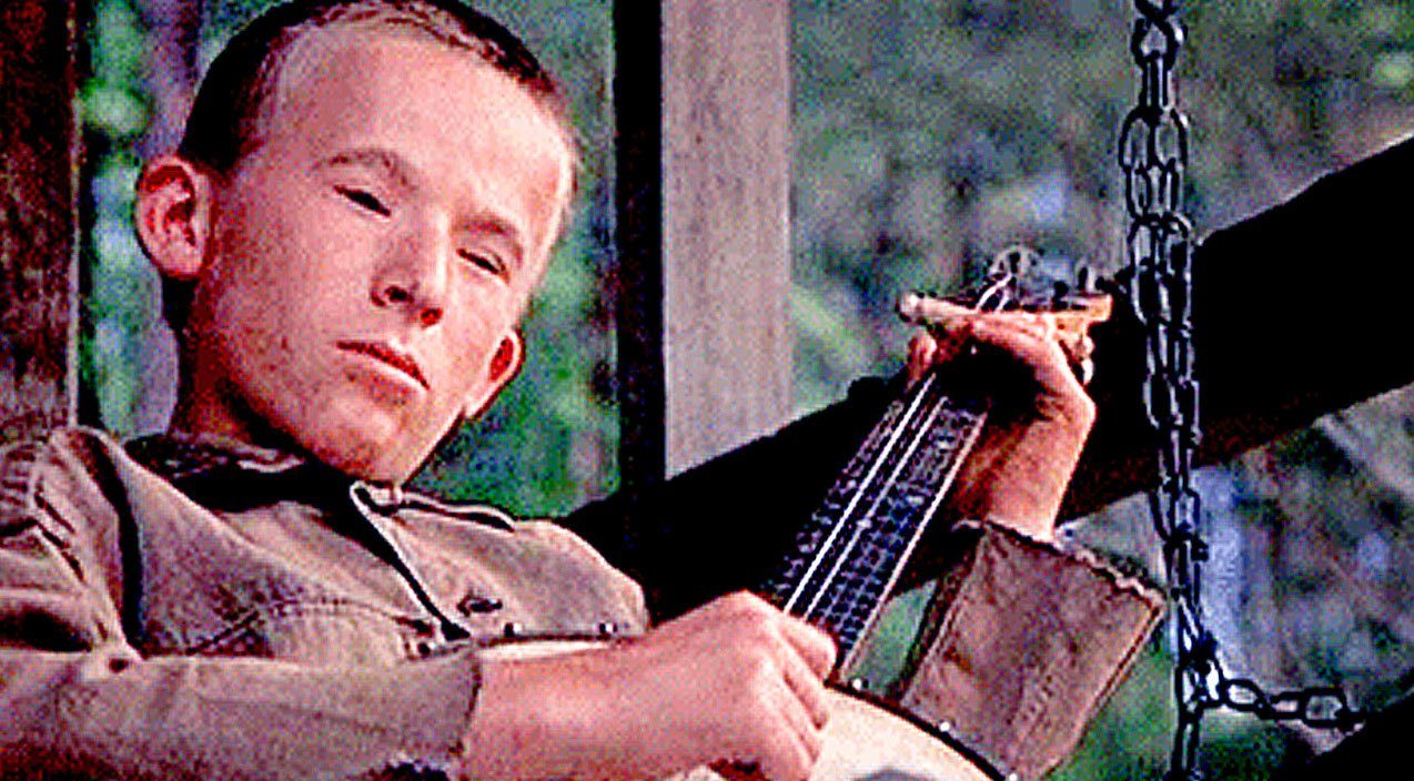 Deliverance banjo song