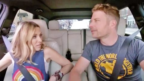Sheryl Crow & Dierks Bentley React To Fans Misspelling Their Names In 'Carpool Karaoke' | Country Music Videos