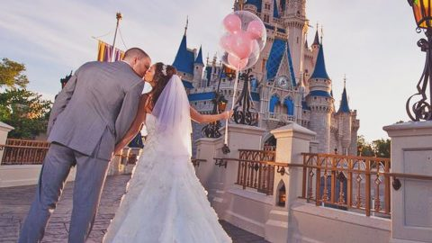 You Can Now Have The Diseny World Fairytale Wedding Of Your Dreams | Country Music Videos