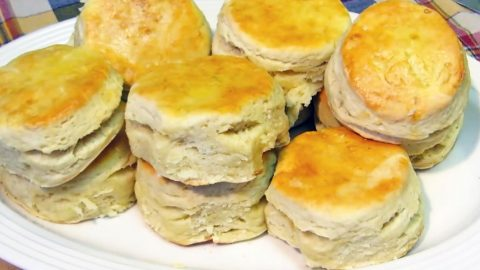 how to make homemade flaky biscuits