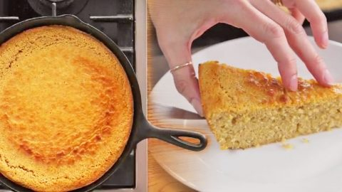 DIY: Skillet Cornbread Just Like Grandma Used to Make (WATCH)   Country Music Videos