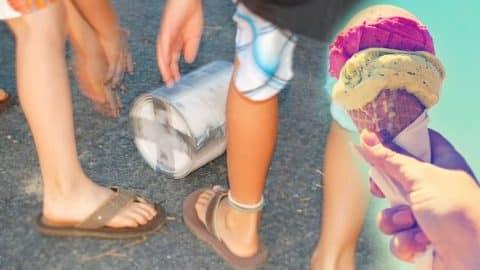 Make Kick-the-Can Ice Cream (Fun!) | Country Music Videos