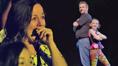 This Woman Gets An Emotional Surprise When She Thinks Her Husband Misses Their Daughter's Recital | Country Music Videos