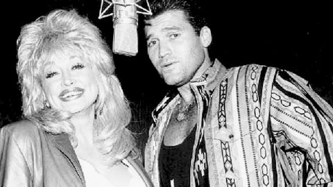 Billy Ray Cyrus Opens About About Romance Rumors With…Dolly Parton?! | Country Music Videos