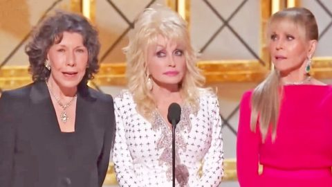 Dolly Parton Finally Speaks Up About Controversial 'Emmys' Moment With '9 To 5' Costars | Country Music Videos