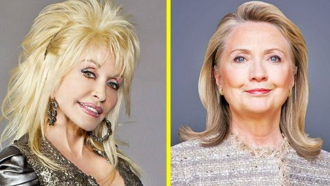 Dolly Parton Breaks Silence On Hillary Clinton Endorsement Rumors | Country Music Videos