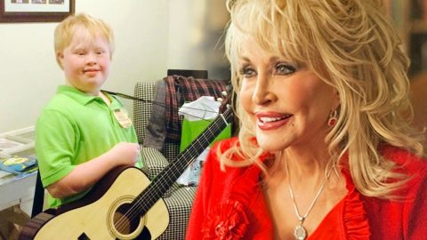Dolly Parton Sings Country Medley With Gage, a Talented Boy With Down Syndrome (WATCH) | Country Music Videos