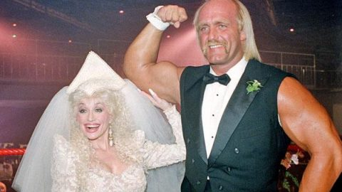 Dolly Parton Writes A Love Song For Hulk Hogan (Funny!) (WATCH) | Country Music Videos