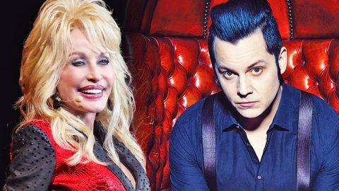 Dolly Parton Clues Fans In On Future Collaboration With Rock Star Jack White | Country Music Videos