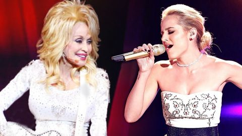 'Voice' Star Mary Sarah Joins Dolly Parton For Sensational 'Jolene' Duet | Country Music Videos