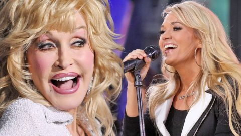 Carrie Underwood Gives Electrifying Mashup Of 'Jolene' And 'Before He Cheats'   Country Music Videos