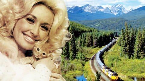 Dolly parton peace train
