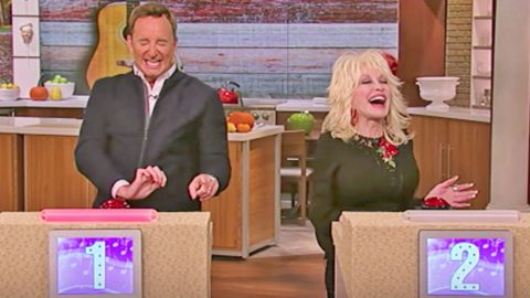 Dolly Parton Goes Up Against Super Fan In Hysterical Trivia Game About Her Own Life | Country Music Videos