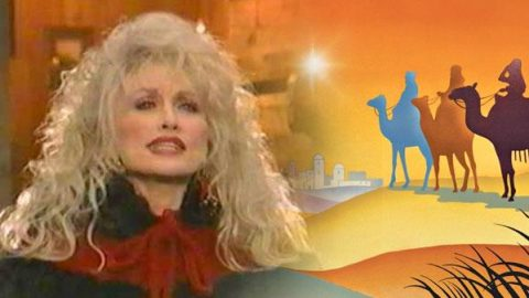 Dolly Parton – We Three Kings (VIDEO) | Country Music Videos
