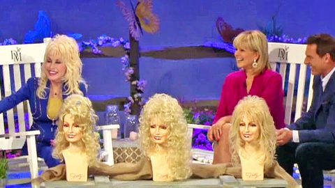 Dolly Parton Shows Off Her Favorite Wigs & It's All Too Funny To Handle | Country Music Videos