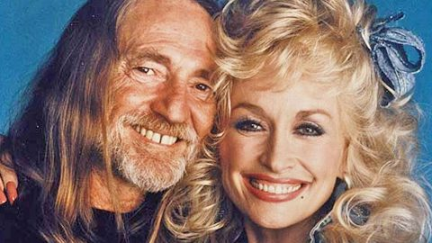 Watch Willie Nelson Sweetly Sing To Dolly Parton For Her Birthday | Country Music Videos