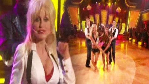 Dolly Parton – 9 to 5 (Dancing with the Stars Performance) | Country Music Videos