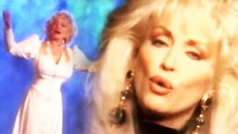 Dolly Parton – Light Of A Clear Blue Morning | Country Music Videos