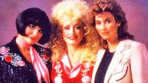 Dolly Parton – When We're Gone, Long Gone (feat. Emmylou Harris, Linda Ronstadt) | Country Music Videos