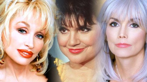 Dolly Parton, Linda Ronstadt, Emmylou Harris – After The Gold Rush (Official Music Video)   Country Music Videos