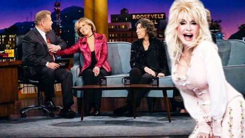 Jane Fonda Spills The Beans On What It's Actually Like To Party With Dolly Parton | Country Music Videos