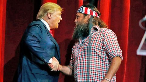 'Duck Dynasty' Family Well Represented At Inauguration   Country Music Videos