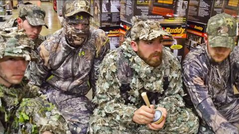 Five Best Friends Get Locked In Bass Pro, What Happens Next Is HILARIOUS!   Country Music Videos