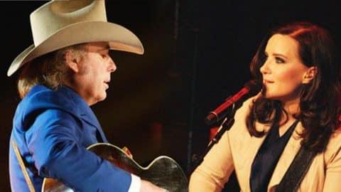 Dwight Yoakam & Brandy Clark – 'Hold My Hand' (Live, Grammys 2015) | Country Music Videos