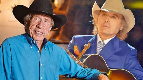 dwight yoakam fights back tears during performance at buck owens