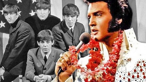 Elvis Presley Rockin' These Classic Beatles Hits Will Knock You Off Your Feet! | Country Music Videos