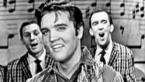 Elvis Presley Leaves It All On Stage With Don T Be Cruel During Final Ed Sullivan Appearance Country Rebel