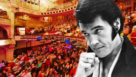 Fans Frazzled After Elvis Tribute Concert Turns Into Violent Brawl | Country Music Videos