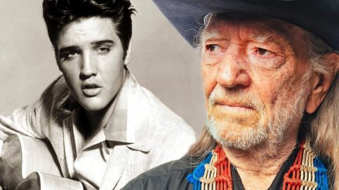 Elvis Presley's Timeless Cover of Willie Nelson's 'Funny How Time Slips Away' Is Incredible!   Country Music Videos