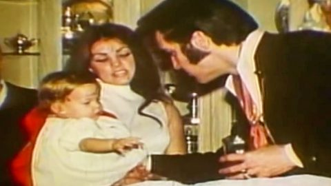 Intimate Home Videos Of Elvis & His Family Will Show You Some Of His Happiest Times | Country Music Videos