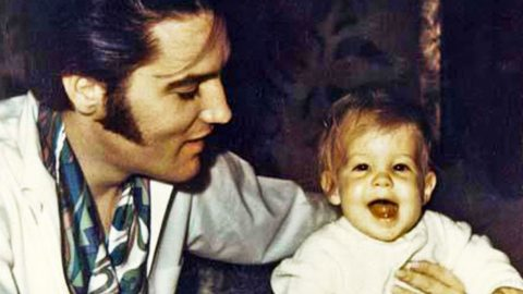 Elvis Presley's Emotional Duet With Daughter, Lisa Marie, Shows Just How Much He Loved Her | Country Music Videos