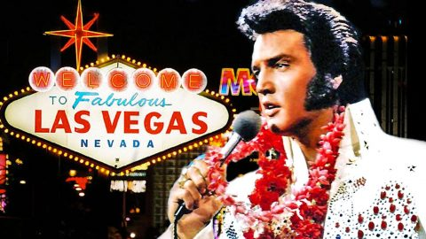 New Report Shows Elvis' Reign In Las Vegas May Be Coming To An End   Country Music Videos