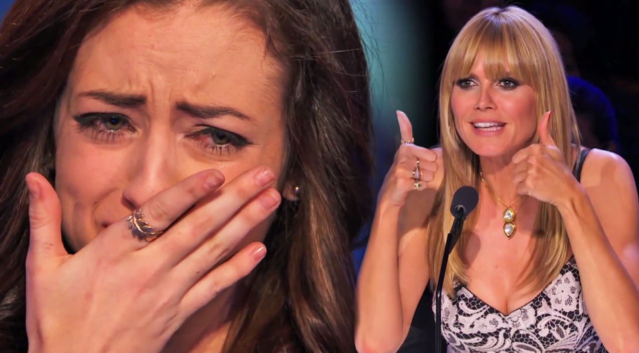 Singer With Severe Anxiety Breaks Down After Passionate ...