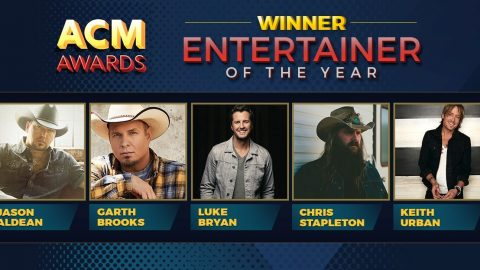 2018 ACM Award For Entertainer Of The Year Announced   Country Music Videos