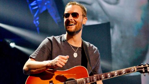 """Eric Church Humbled By Rapid Rise To Fame: """"It Has Nothing To Do With Me""""   Country Music Videos"""