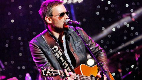 Man Arrested For Threatening Eric Church's Tour Bus Driver | Country Music Videos