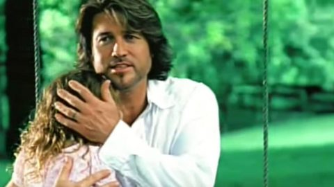 See Billy Ray Cyrus' Love For His Youngest Daughter, Noah, Shine Bright In 'Face Of God' Video | Country Music Videos